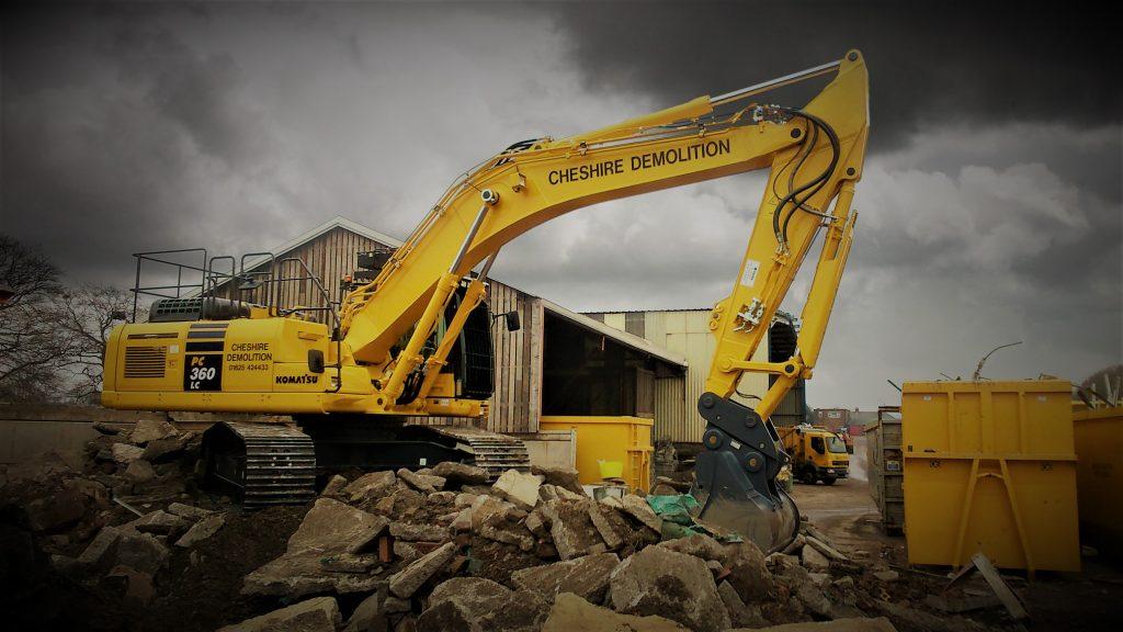 Annual Civic Awards Winners Cheshire Demolition
